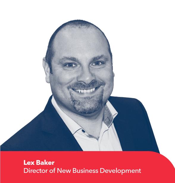 Meet Lex Baker, host of online discussion
